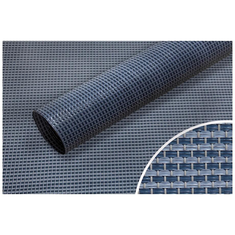 Awning mat Kinetic 600 250x700cm (blue/grey)