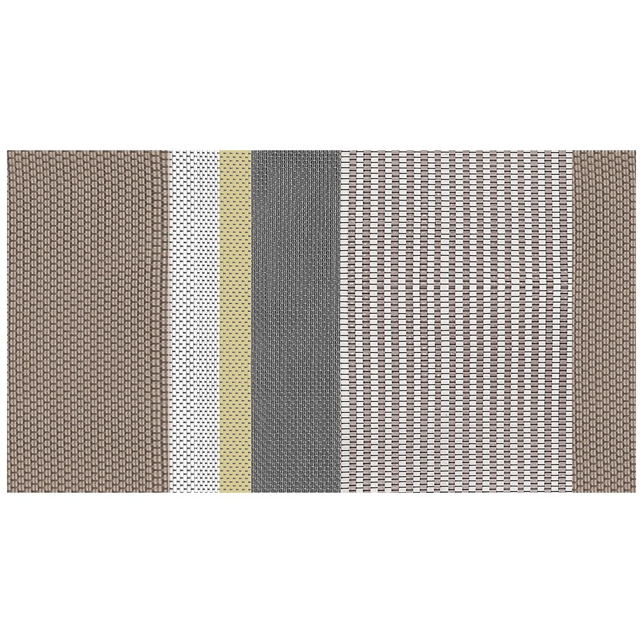 Awning mat Kinetic 500 300x300cm (brown)
