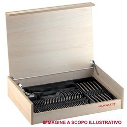 Flatware Set Model FRESCO - Set 49 pieces