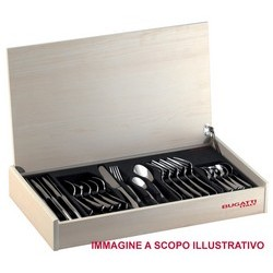 Flatware Set Model FUTURA - Set 24 pieces