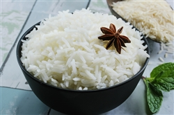 Rice BASMATI - 1 kg - in Cellophane bag with protective atmosphere