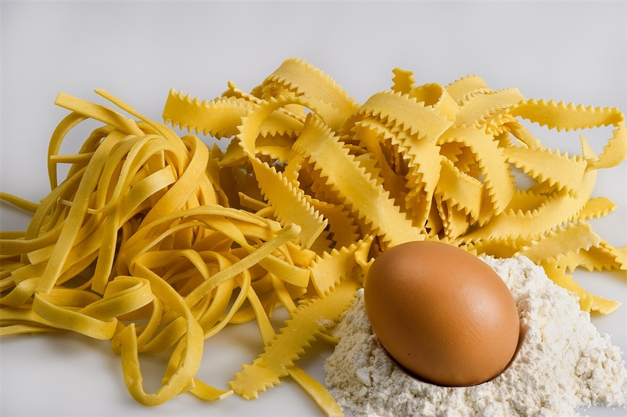 RICE PASTA - FUSILLI of RICE - 500 g - in Cellophane bag with protective atmosphere