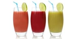 Fruit drinks (4 x 200ml) - CRANBERRY - Handmade In Italy