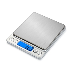 GINNY - Bilancia Cucina Elettronica c/Ciotola 1gr/5kg