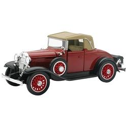 Camion dei pompieri Magirus Round Chassis LF 16 - Retro Tin Model