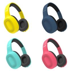 Bluethooth Stereo Headphones - 8 Hours Autonomy - Navy