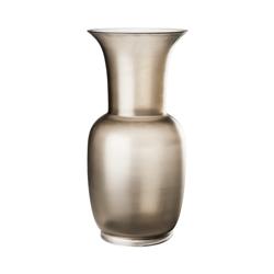Venini - Vase SATIN 706.24 VR/CR+Gold