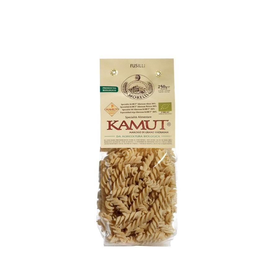 Fusilli di Kamut (250gr) - ORGANIC