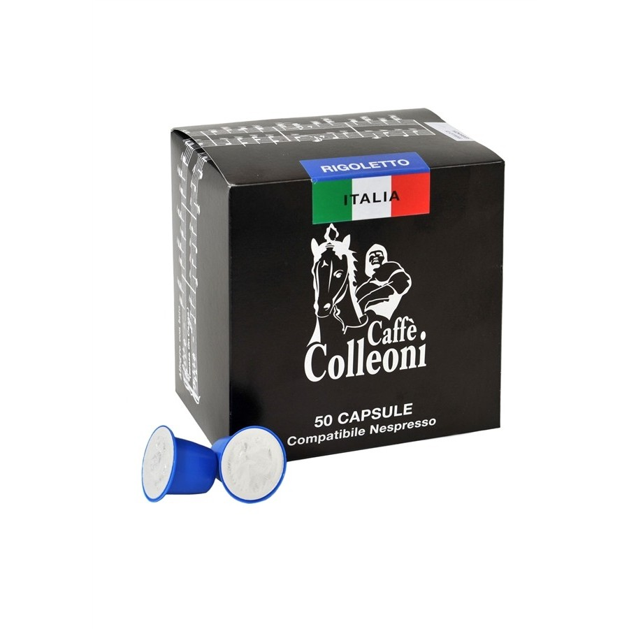 Capsule Compatibili LAVAZZA POINT gr.7 BOX da 100 Capsule - Qualità Oro Premium