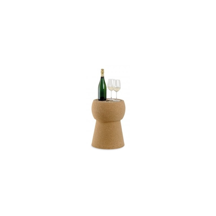 Stool in solid cork Tappone