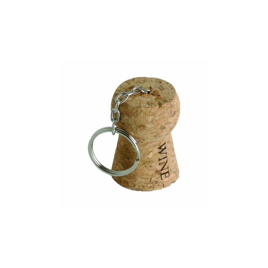 Cork Keychain Small