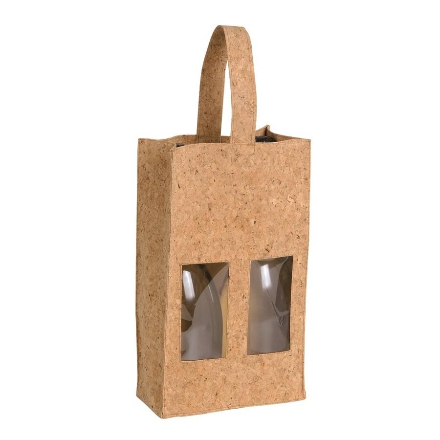 Bag 2 Bottles Cork
