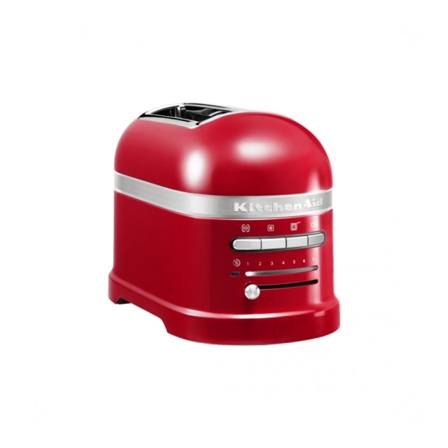 Artisan Toaster 2 compartments Imperial Red
