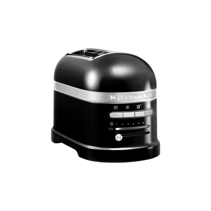 Artisan Toaster 2 compartments Black Onyx