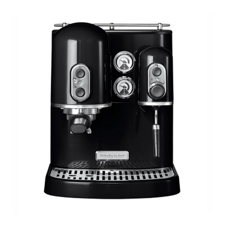 Espresso Machine Artisan Black Onyx Kitchenaid Coffee Machines Products