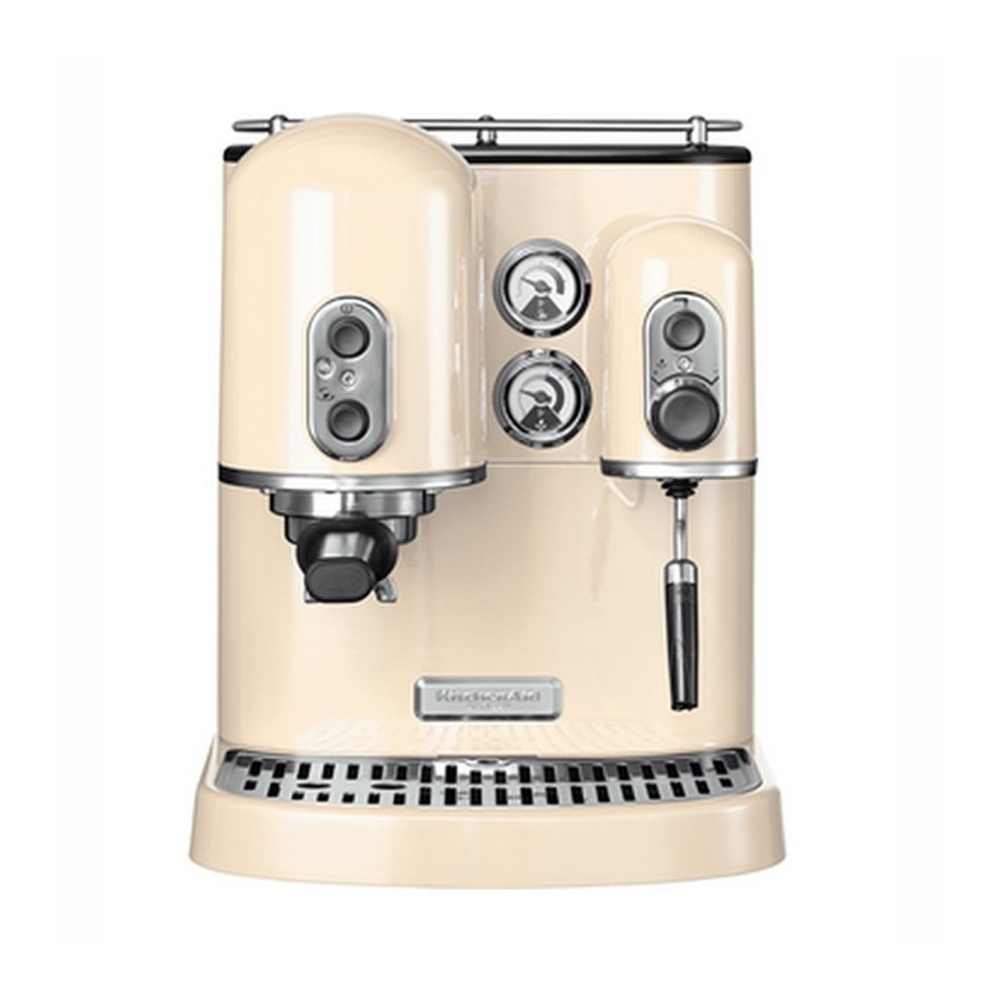 Espresso Machine Artisan Cream Kitchenaid Coffee Machines Products