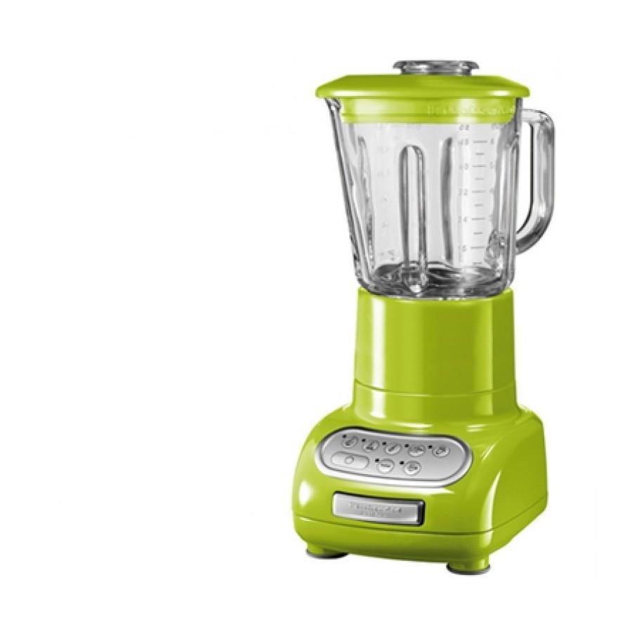Blender Artisan 5KSB5553 with glass carafe - Apple Green KitchenAid  Blenders Products