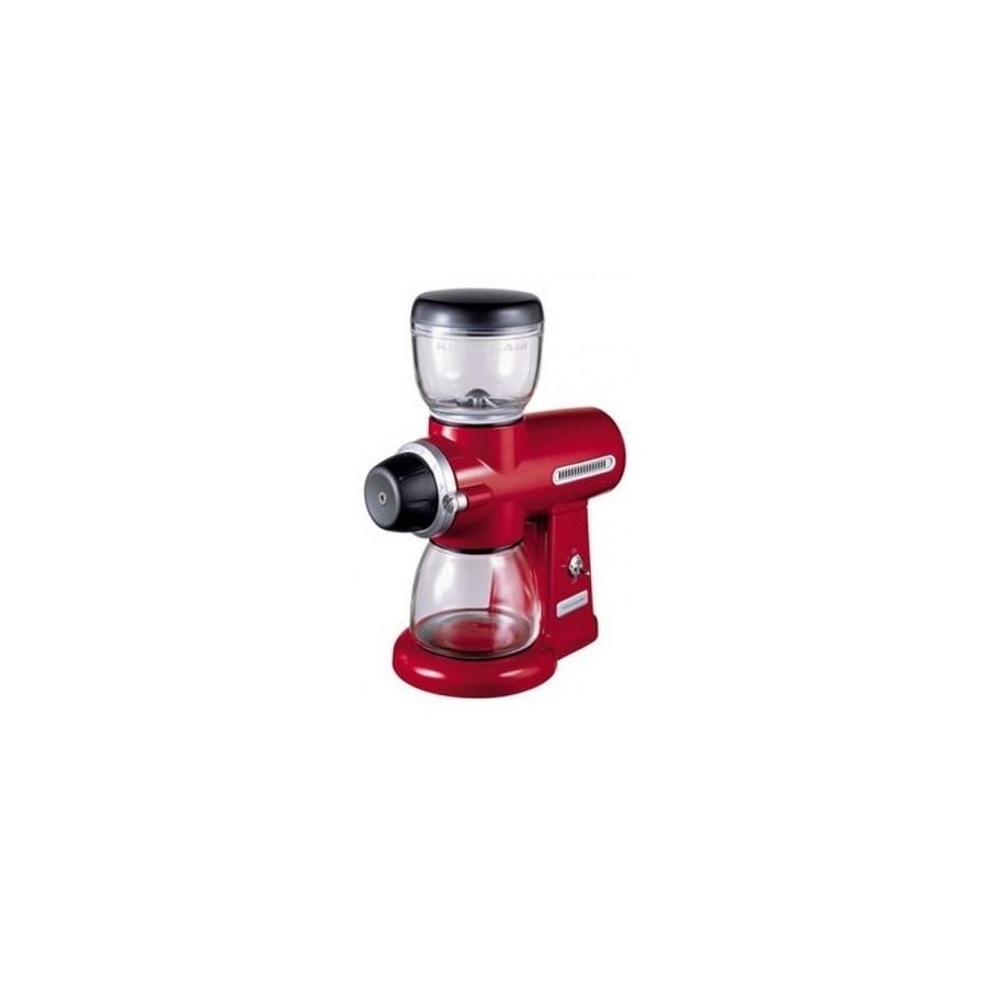 Artisan Coffee Grinder - Red