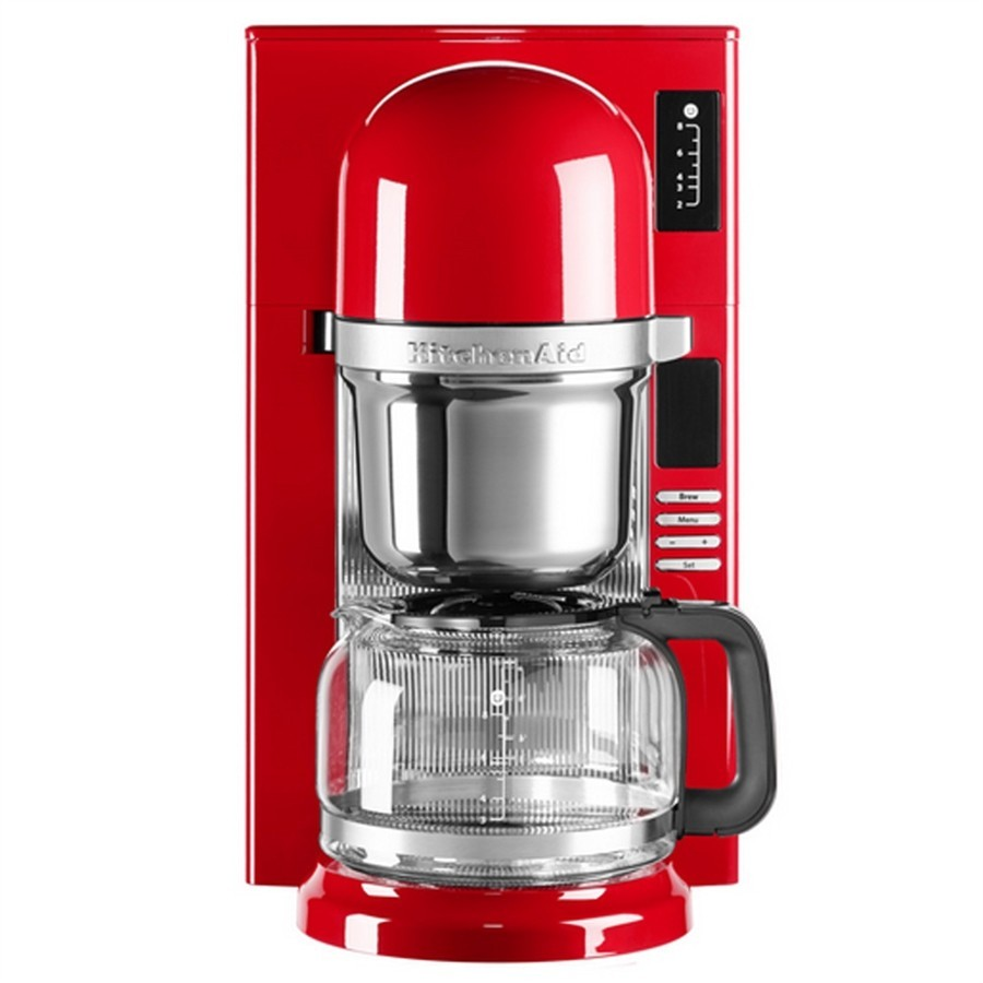 Terrific Coffee Pressofiltro Kitchenaid Imperial Red Kitchenaid Coffee Machines Products Home Remodeling Inspirations Gresiscottssportslandcom