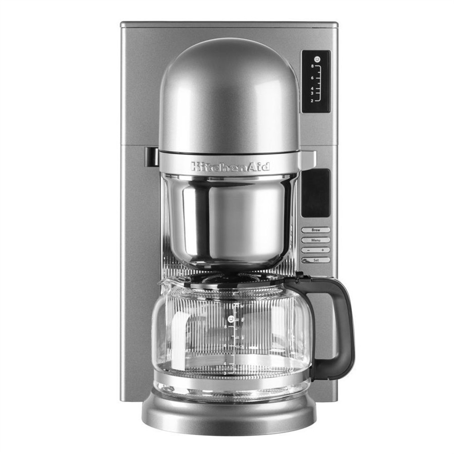 Coffee Pressofiltro Kitchenaid Silver Kitchenaid Coffee Machines