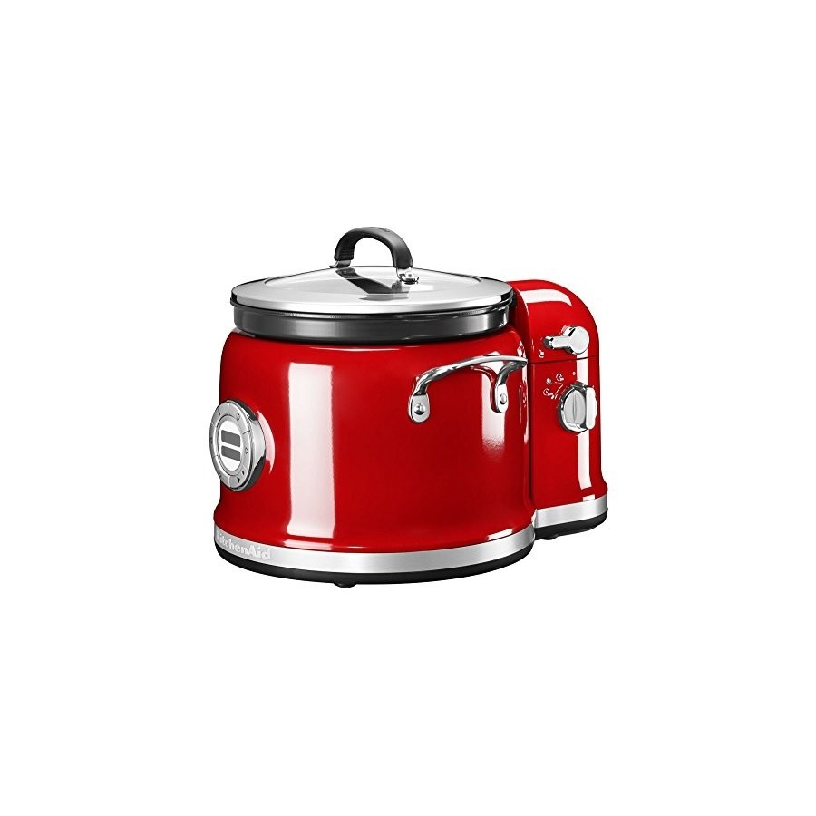 Multi-Cooker + KitchenAid mixer - Imperial Red KitchenAid ... on haier products, ikea products, kitchen care products, kohler products, braun products, kitchen invention products, hampton bay products, ge products, sleep aid products, general electric products,