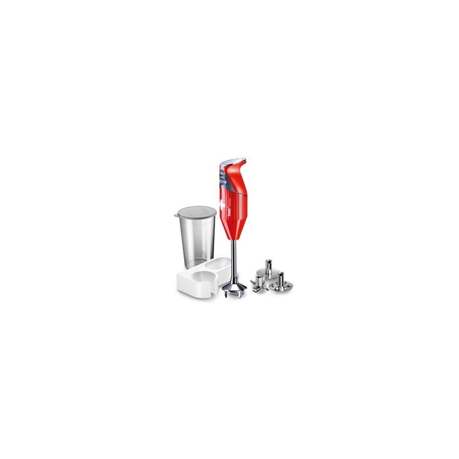 Bamix BXM180RD - Mono Mixer - Red