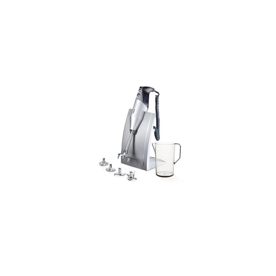 Bamix - Swissline, robot da cucina - Silver