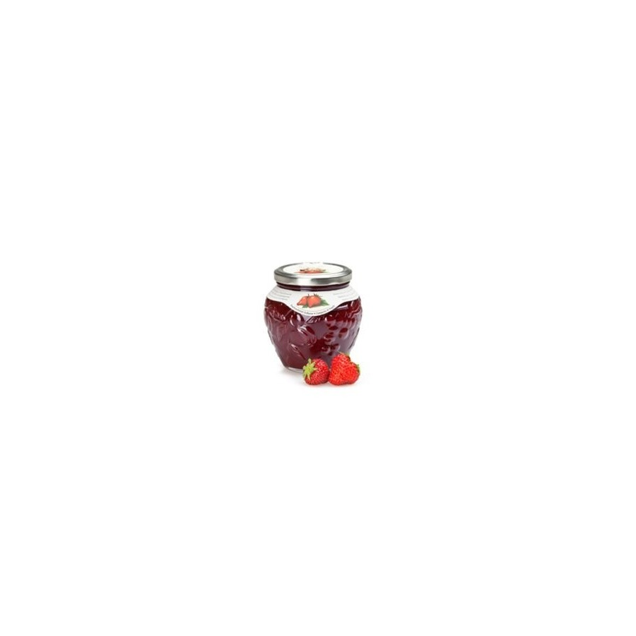 photo 600g fruit Jam - STRAWBERRY - Handmade In Italy
