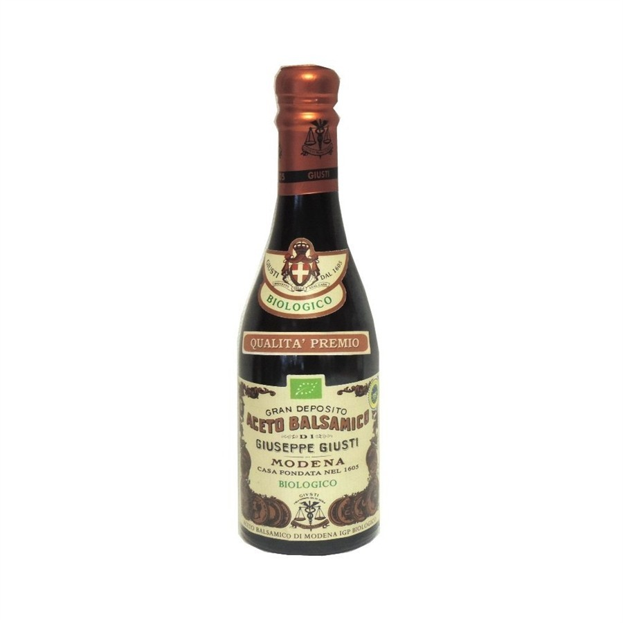 photo Aceto Balsamico di Modena BIOLOGICO - Champagnotta da 250 ml