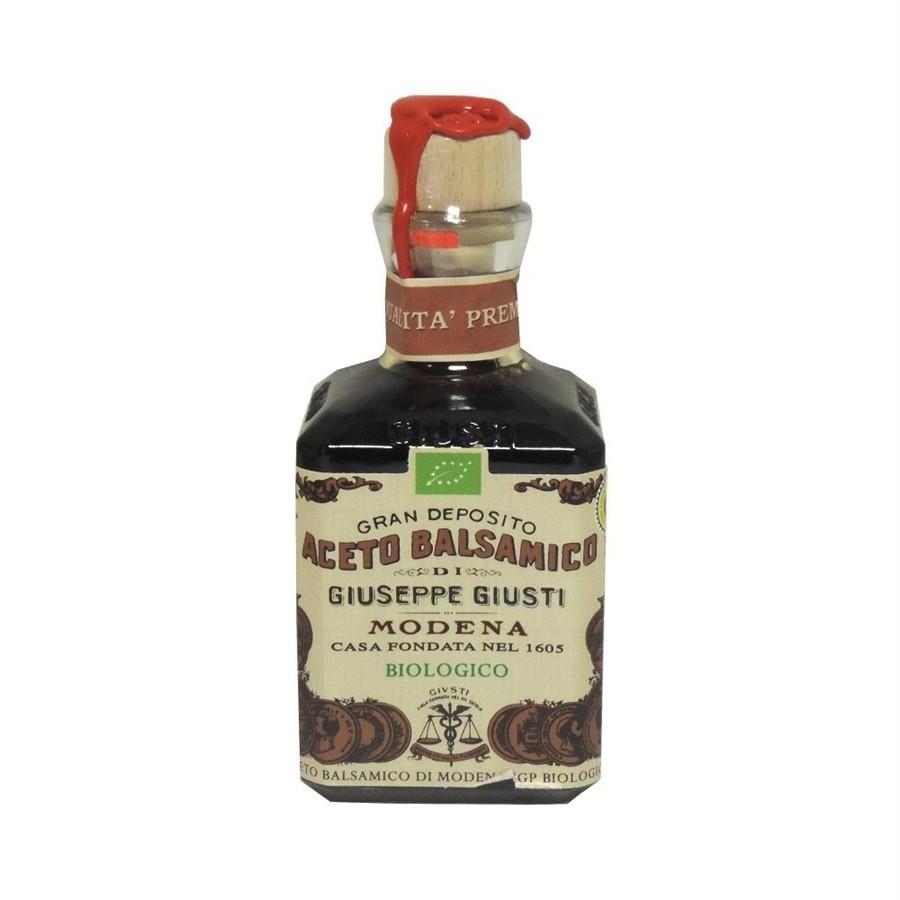 Aceto Balsamico di Modena BIOLOGICO - Cubica da 250 ml