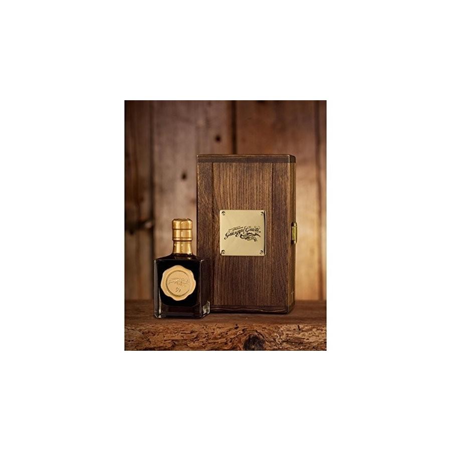 Balsamic Vinegar of Modena RESERVE 50 - Case Wooden - 100 ml