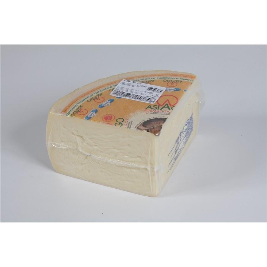 ZARPELLON - Formaggio Asiago Fresco DOP - Un Quarto (3 kg. circa)