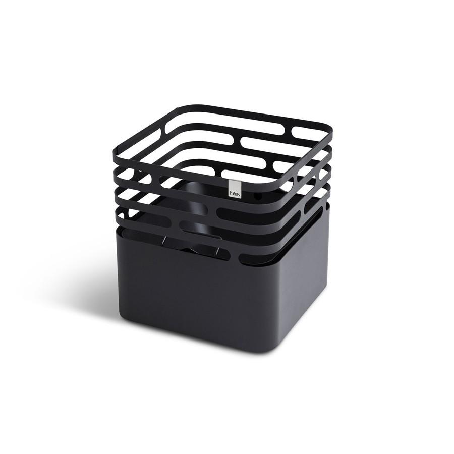 Cube Fire Basket Black Hoefats Zubehöre Und Werkzeuge Produkte