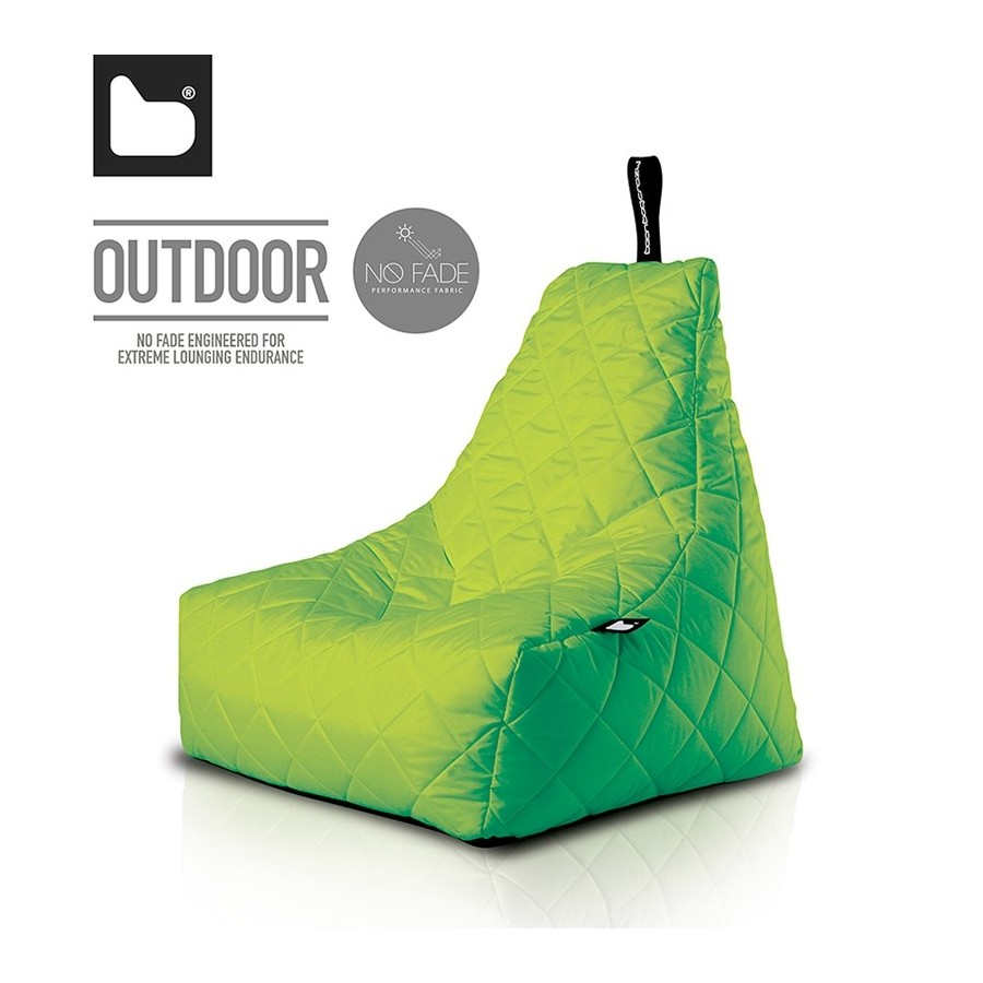 b-bag mighty-b Lime - Quilted