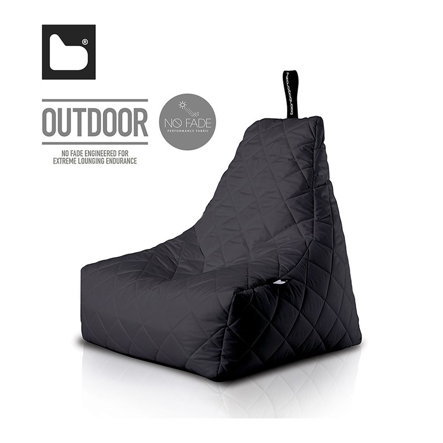 b-bag mighty-b Black - Quilted