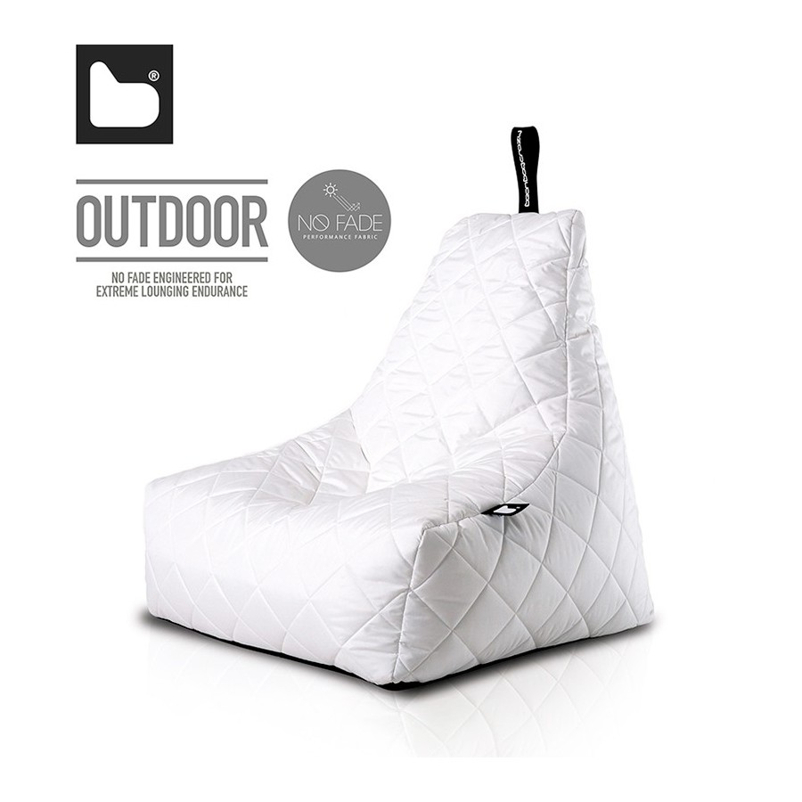 b-bag mighty-b White - Quilted
