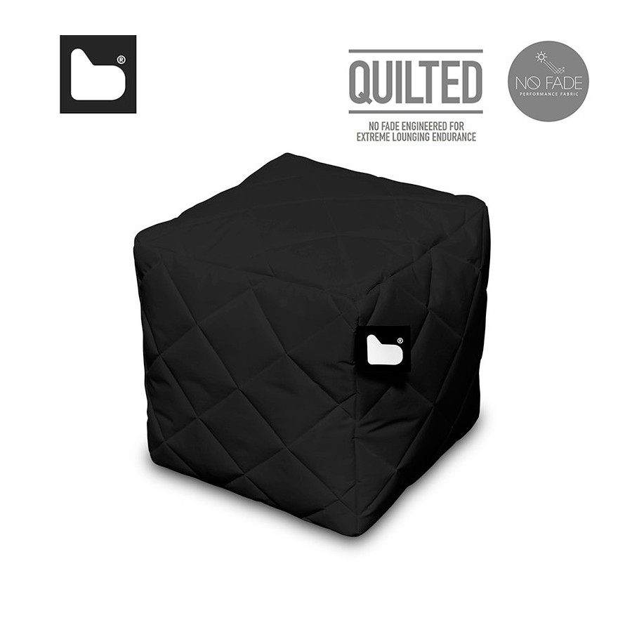 b-box Black - Quilted