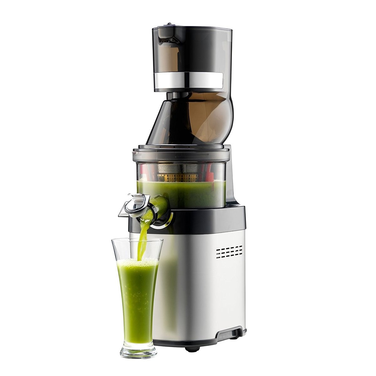 photo Whole Slow Juicer Chef KVGPRO08 professional juicer extractor