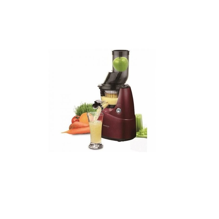 Whole Slow Juicer KVG BM Quick and silent Extractor - Bordeaux