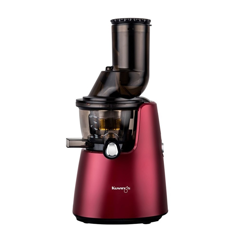 photo Whole Juicer C9500 Extractor - Red