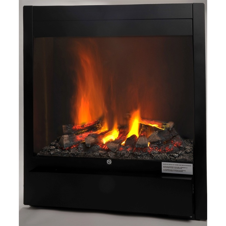 V-FIRE SINGLE - Electric fireplace V-FIRE