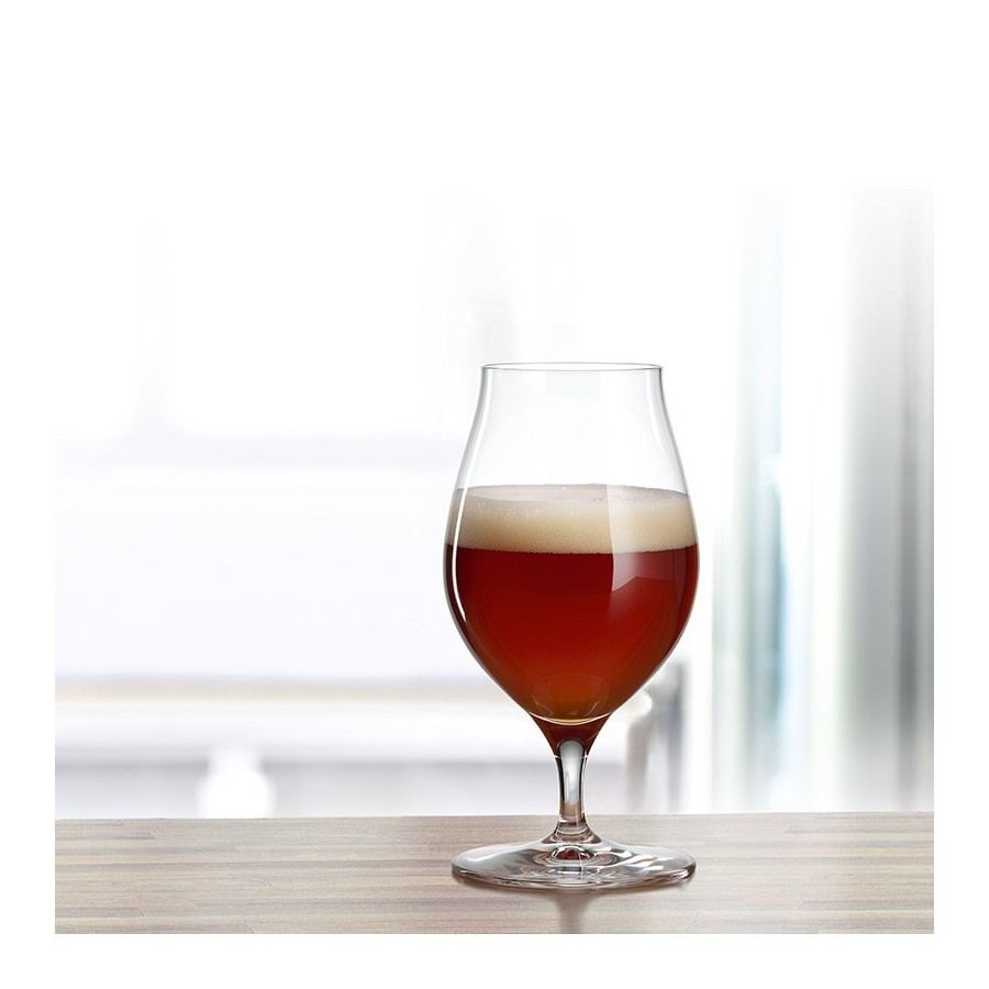 2 Beer Glasses Beer Barrel Aged - 500ml