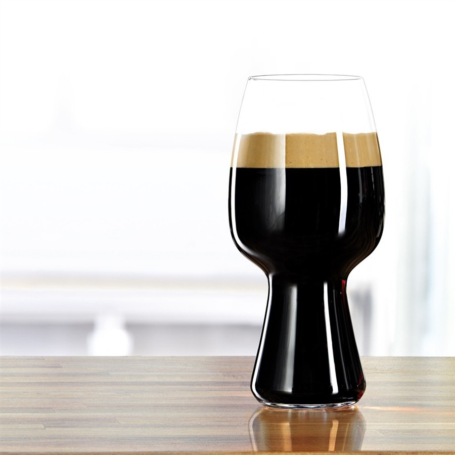 6 Beer Glasses Beer Stout - 600ml