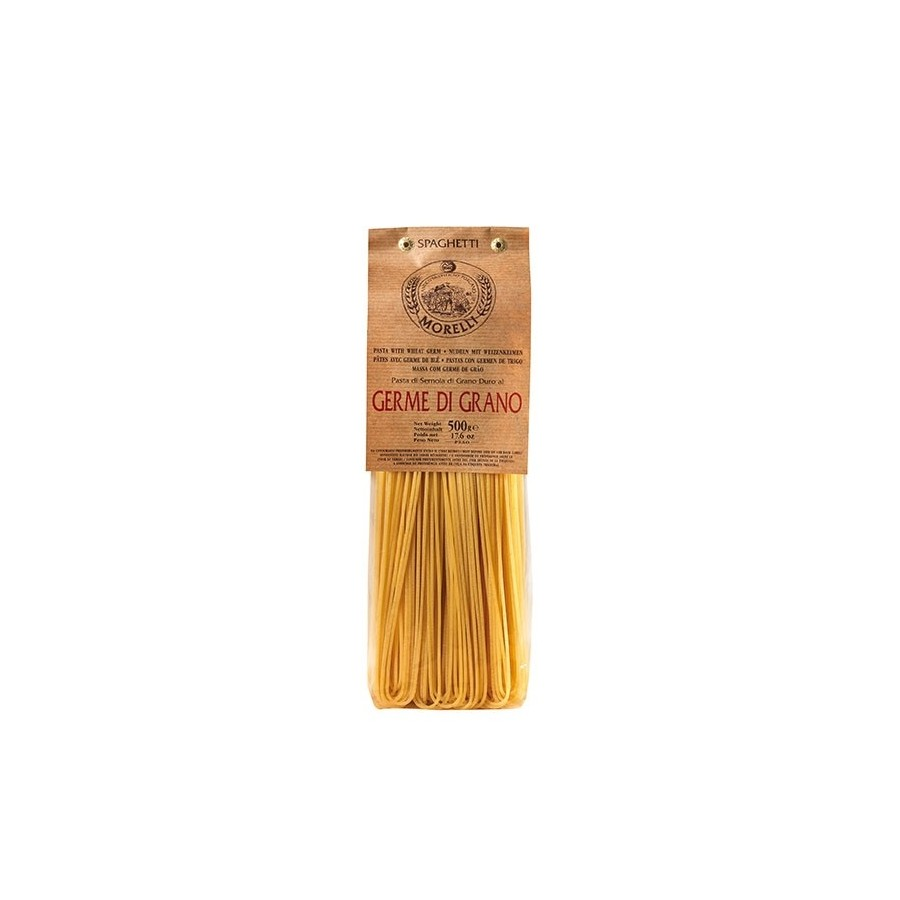Antico Pastificio Morelli - Spaghetti al Germe di Grano - gr. 500 x 16