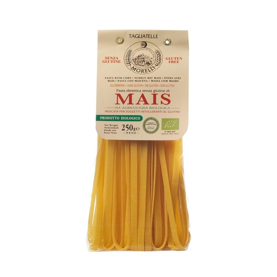 Antico Pastificio Morelli - Tagliatelle al Mais senza Glutine BIO - gr. 250 x 16