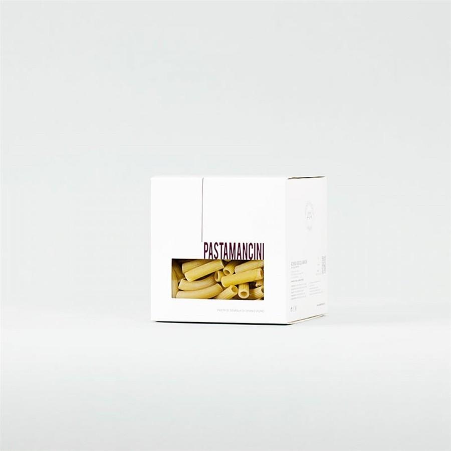 Mancini Pasta Factory - Maccheroni 500 g bag - 12 Pieces