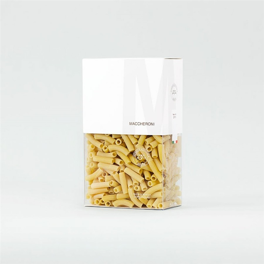 Mancini Pasta Factory - Maccheroni 1000 g bag - 6 Pieces