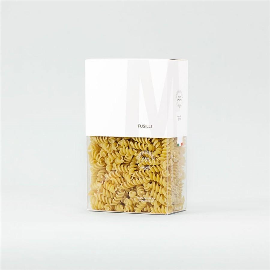 Morelli Pasta Factory - BIO Kamut Fusilli - gr. 250 x 16