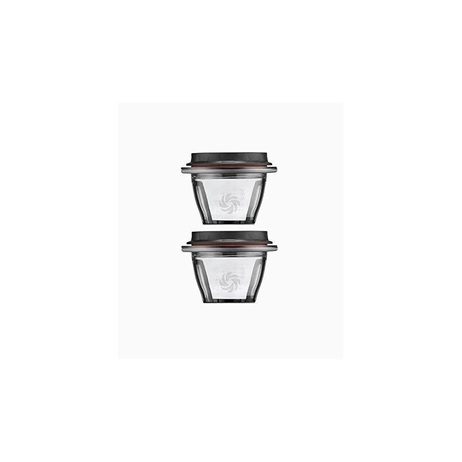 Vitamix - Ascent - Set of 2 bowls with lid