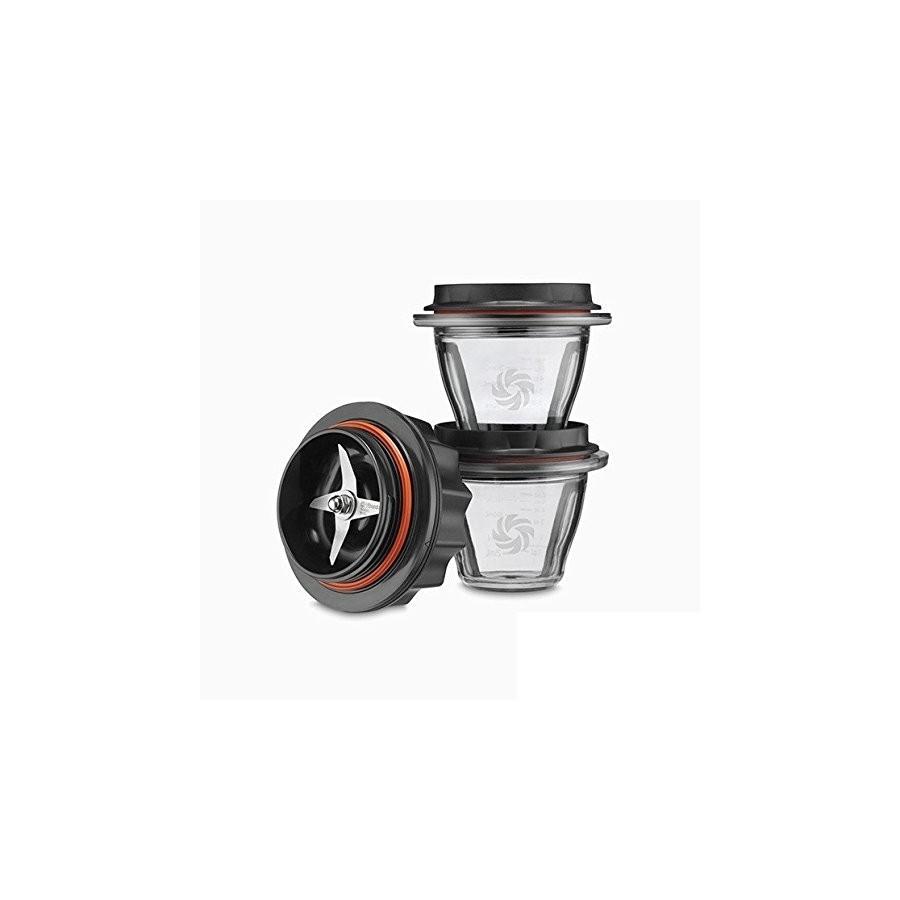 Vitamix - Ascent - Starter kit 2 bowls and blade unit